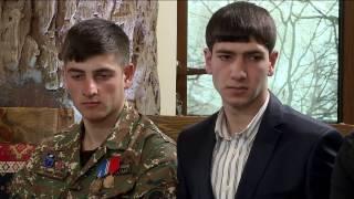 Սերժ Սարգսյանը հանդիպել է զորացրված զինծառայողների հետ