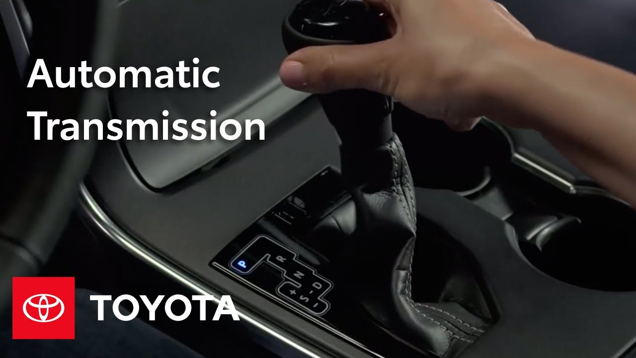 Toyota How To Automatic Transmission Youtube Autostick Electrical Diagrams Ii