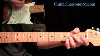 Smashing Pumpkins - 1979 Guitar Lesson - Full Song