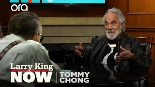 'That '70s Show', Andrew Yang, & legalized marijuana -- Tommy Chong