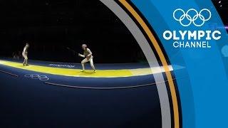 Fencing   Exclusive 360 Video   Rio 2016