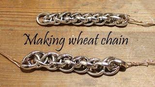 Video Making silver wheat chain download MP3, 3GP, MP4, WEBM, AVI, FLV Oktober 2018