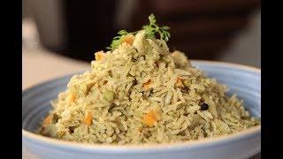 Chutney Vegetable Pulao | Family Food Tales with Mrs Alyona Kapoor | Sanjeev Kapoor Khazana