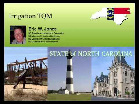 Irrigation TQM