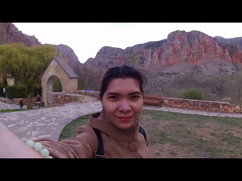 First Day Tour in Armenia - 30Apr 2017