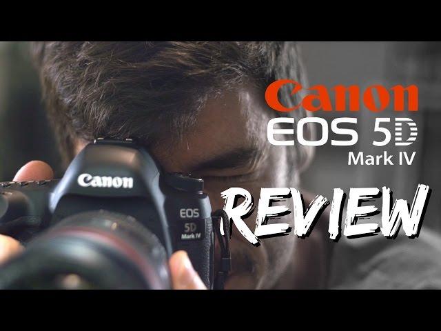 Canon EOS 5D Mark IV - Review en Español | David López
