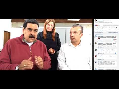 Maduro sobre normalización de relaciones con España y mensaje al Presidente de Panamá
