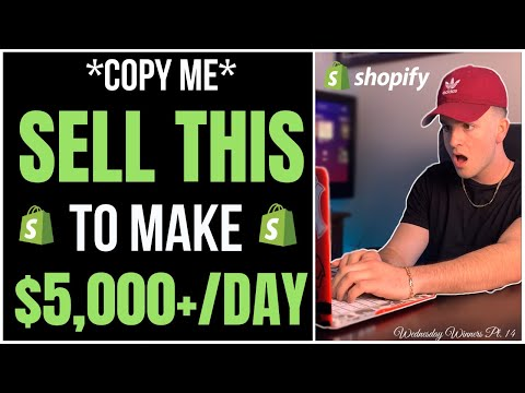 $5,000/Day WINNING Product Giveaway! - Shopify Dropshipping thumbnail