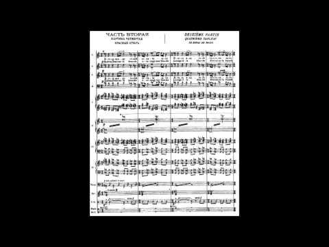 Igor Stravinsky - Les Noces (1923)