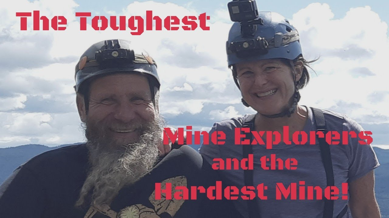 #210  The World's Toughest Mine Explorers Go Down The Morning Decline!