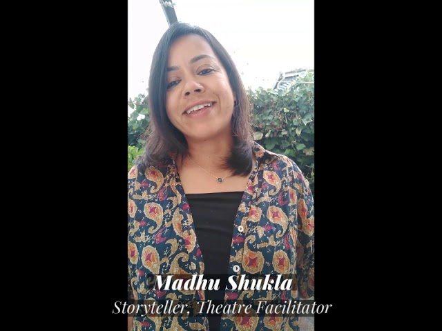 Story Vlog # 8 - The Enthusiastic Student by Madhu Shukla