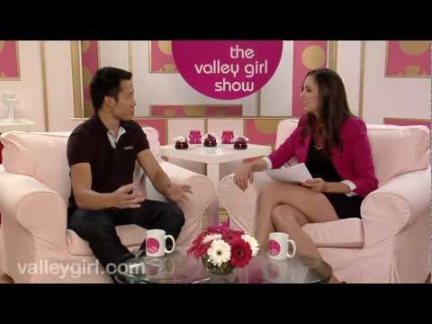 "Co-founder of Exec Justin Kan on ""Valley Girl Show"" with Jesse Draper"