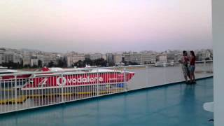 Афины 2012 - Паром из Пирея на Крит(15.08.12, порт Пирей., 2012-09-25T14:06:22.000Z)