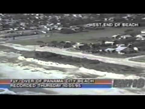 Hurricane Opal Panama City Beach