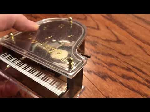 Sankyo music box