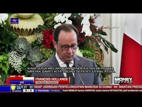 Investor Prancis Komitmen Menanamkan Modal di Indonesia