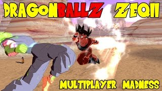 Dragon Ball Z ZEQ2: The Ultimate Spirit Bomb Attack (Multiplayer Gameplay Battles)