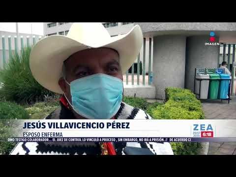 Mujer hospitalizada por Covid-19 acumula una deuda por el servicio de salud | Noticias con Paco Zea