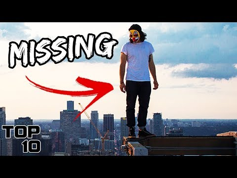 Top 10 Urban Explorers Who Went Missing