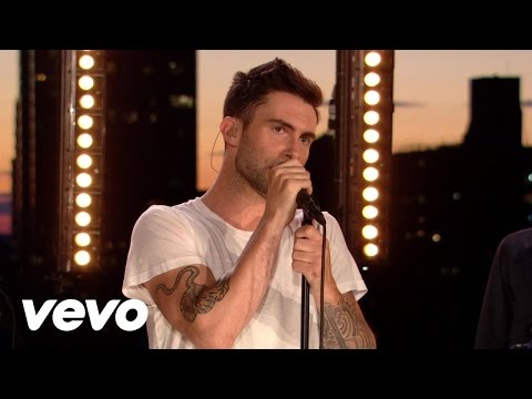 Maroon 5 Give A Little More Vevo Summer Sets