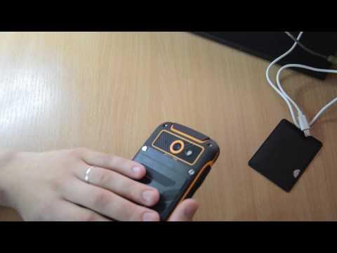 Защищенный смартфон Jeep F6 (Suppu f6) с Aliexpress