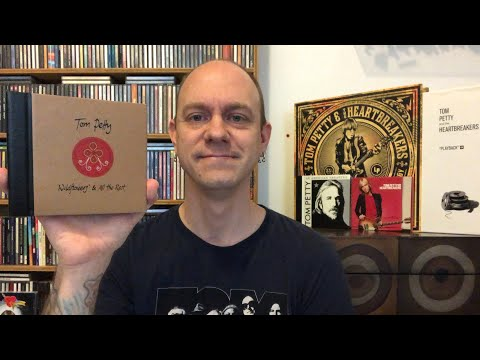 Tom Petty - Wildflowers and All The Rest - New Deluxe Edition Album Review & Unboxing