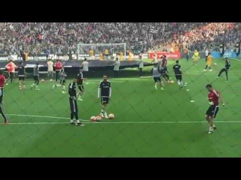 Beşiktaş-Osmanlıspor Şampiyonluk Maçı Ateşini Yolla Bana!!!(HD kalite)