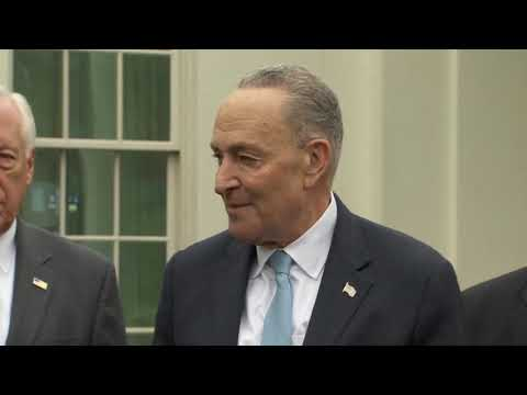 Schumer: Trump threatened to keep government shut down for 'months or even years'