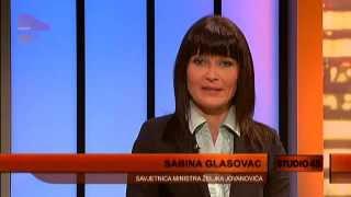 Studio 45 - Upisi u srednju školu: Sabina Glasovac, Josip Kličinović i Kristijan Ugrina