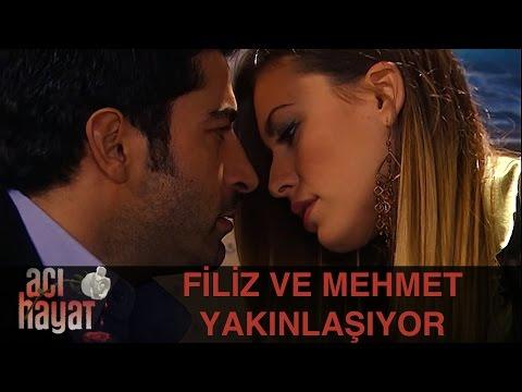 Filiz ve Mehmet Yakınlaşıyor - Acı Hayat 35.Bölüm