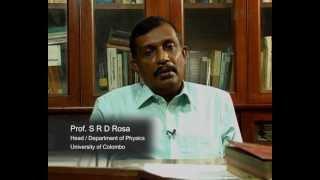 Prof. S R D Rosa