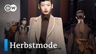 Die Modetrends für Herbst/Winter 2019/2020   Euromaxx