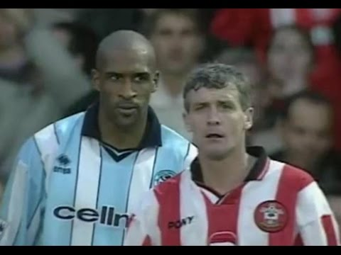 Southampton v Middlesbrough 1998-99 The Dell - FULL MATCH HIGHLIGHTS