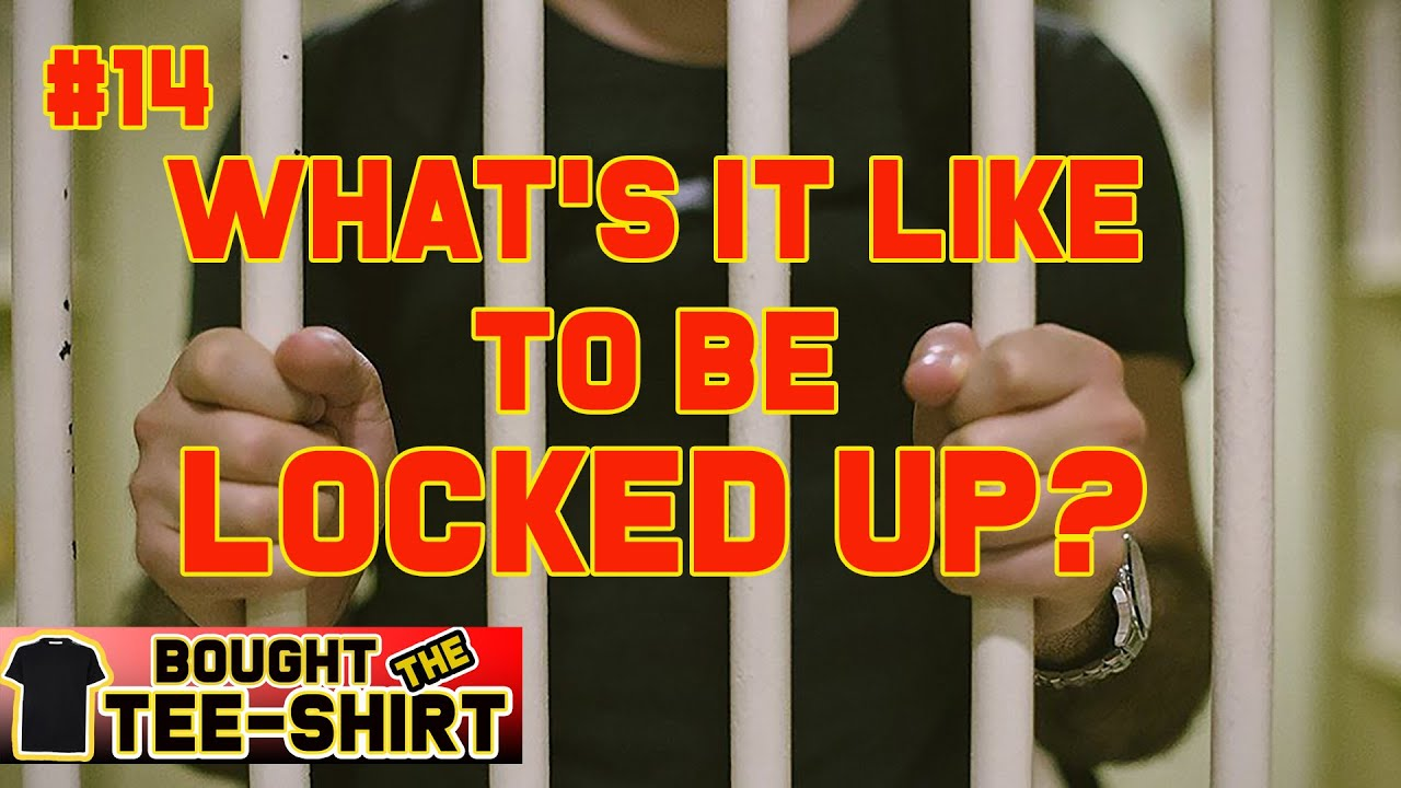 #14 What's It Like To Get Banged Up In Police Cells?