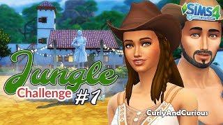 Mercato di Puerto Llamante | The Sims 4 // Jungle Challenge #1