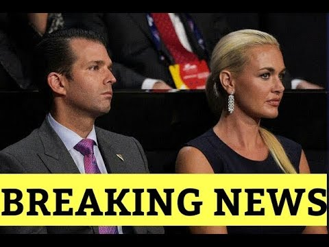 Vanessa Trump, wife of Donald Trump Jr , taken to hospital after opening envelope with suspicious su