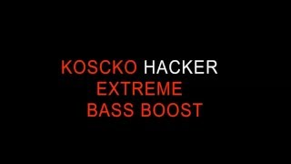 Hucci x Stooki Sound - Ball So Hard (Bass Boosted)