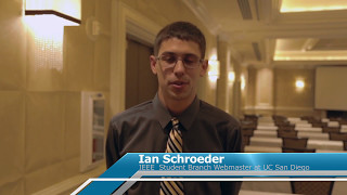 IEEE Rising Stars participant: Ian Schroeder - IEEE UCSD