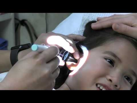 Awake Ear Tube Placement In Children