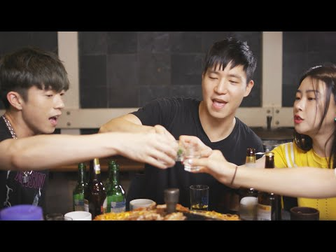 Types Of Korean Drinkers