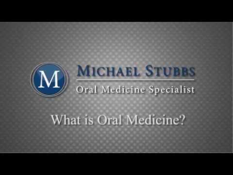 What is Oral Medicine?