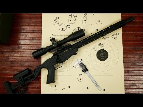 Ruger Precision Rimfire 2nd Day Accuracy Testing