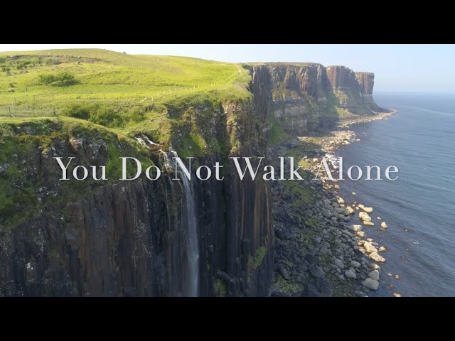"""You Do Not Walk Alone"" by Elaine Hagenberg"