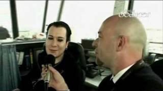 Interview (Teil1) Blutengel Unheilig Chris Pohl und Der Graf Mera Luna 2006