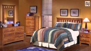 City Park Kids Dresser Double 4859 By Standard Furniture