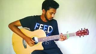 Vennila Chandana Kinnam | Guitar Tutorial | West Coast Vibe