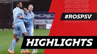 First goal ZAHAVI, qualified for Europa League 🇪🇺   HIGHLIGHTS Rosenborg BK - PSV