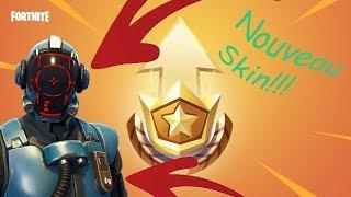 The new legendary skin!! | Fortnite Brissoucoucouc Ps4