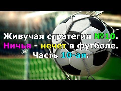 Рабочая стратегия в футболе