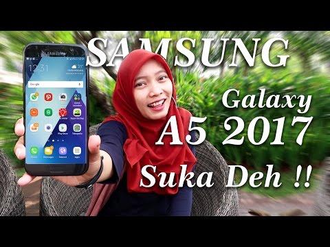 REVIEW SAMSUNG Galaxy A5 2017 - Fitur Premium tapi...